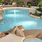 Incandescent Pool Lighting
