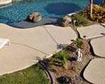 Acryclic Pool Decking