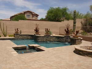 "Beautiful Pool ""After"" Remodel"