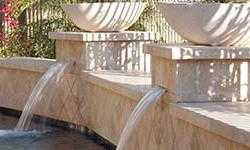 Water Spout Feature for Pools